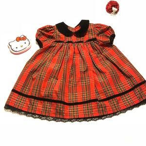 Good Lad holiday girls dress 18mos